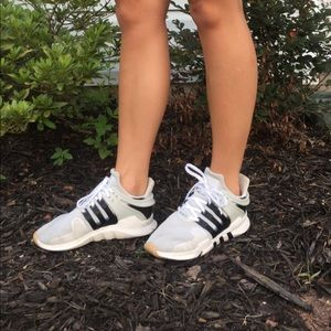Adidas EQT tennis shoes